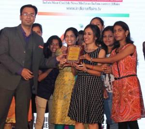 Mediangels award
